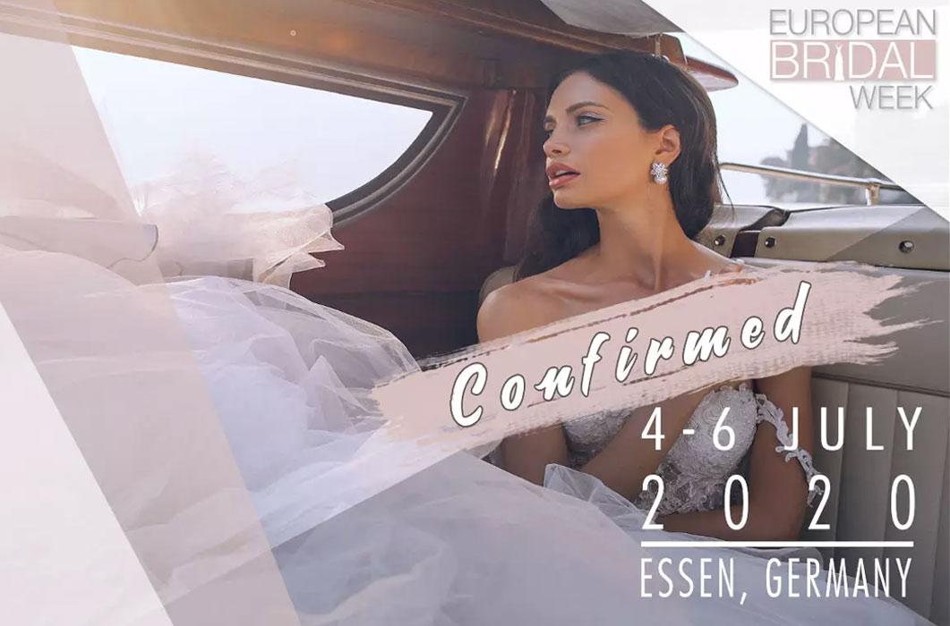 European Bridal Week 2020